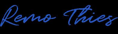 Unterschrift remo