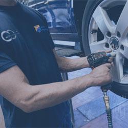Räder- & Reifenwechsel